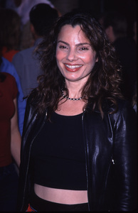 """This Is Spinal Tap"" Premiere (Re-release).9/5/00.  Fran Drescher. © 2000 Glenn Weiner - Image 17198_0001"