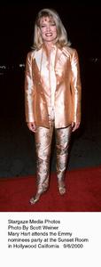 """Emmy Nominees Party,"" 9/6/00.Mary Hart. © 2000 Scott Weiner - Image 17200_0100"