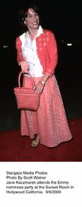 """""""Emmy Nominees Party,"""" 9/6/00.Jane Kaczmarek. © 2000 Scott Weiner - Image 17200_0102"""