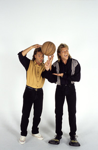 """The Adventures of Mark & Brian""Brian Phelps, Mark Thompson1991 © 1991 Mario Casilli - Image 17225_0002"