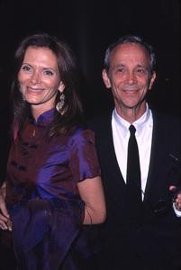 """""""Dancer In The Dark"""" Premiere.Joel Grey and Lynn Von Kerstinger.9/26/00. © 2000 Glenn Weiner - Image 17231_0006"""