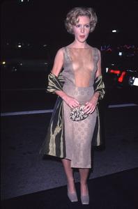 """""""Contender, The"""" Premiere.Kristen Shaw.  10/5/00. © 2000 Glenn Weiner - Image 17245_0009"""