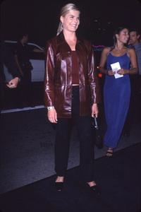 """""""Contender, The"""" Premiere.Mariel Hemingway.  10/5/00. © 2000 Glenn Weiner - Image 17245_0012"""