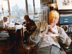 Photographer André Kertész with Sid Averycirca 1983© 1983 Sid Avery - Image 17253_0004
