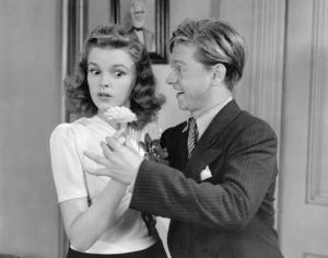 """Babes on Broadway""Judy Garland, Mickey Rooney1941 MGM** I.V. - Image 17260_0003"