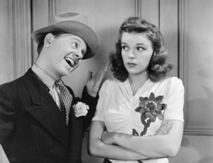"""Babes on Broadway""Judy Garland, Mickey Rooney1941 MGM** I.V. - Image 17260_0005"