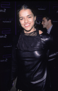 Michelle RodriguezPlaystation 2 Launch Party © 2000 Glenn Weiner - Image 17265_0001