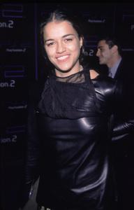Michelle RodriguezPlaystation 2 Launch Party © 2000 Glenn Weiner - Image 17265_0001