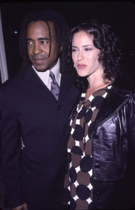 """""""Ladies Man, The"""" Premiere.Tim Meadows & wife Michelle.10/10/00. © 2000 Scott Weiner - Image 17267_0001"""