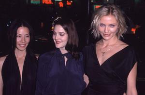 "Lucy Liu, Drew Barrymore, Cameron Diaz""Charlie"