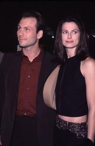 "Christian Slater, wife Ryan""Charlie"