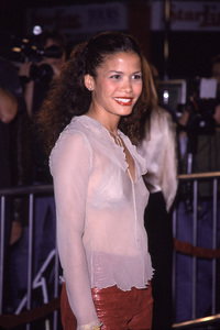"Lourdes Benedicto""Blair Witch 2: Book Of Shadows"" Premiere, 10/23/00. © 2000 Glenn Weiner - Image 17270_0006"