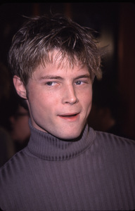 "Justin Torkildsen""Blair Witch 2: Book Of Shadows"" Premiere, 10/23/00. © 2000 Glenn Weiner - Image 17270_0007"