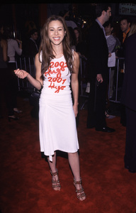 """China Chow""""Blair Witch 2: Book Of Shadows"""" Premiere, 10/23/00. © 2000 Glenn Weiner - Image 17270_0010"""