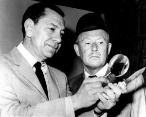 "Jack Webb, Raymond FrancisUniversal""Dragnet 1967""17273-00010061248 - Image 17273_0001"