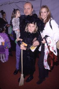 Michael Chiklis, wife Michelle, kids Odessa & AutumnDream Halloween 2000, 10/29/00. © 2000 Glenn Weiner - Image 17275_0021