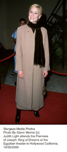 "Judith Light""Joseph: King Of Dreams"" Premiere, 10/30/00. © 2000 Glenn Weiner - Image 17278_0104"