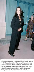 Sela WardWomen Of Drama - 2000, 11/2/00. © 2000 Glenn Weiner - Image 17279_0100
