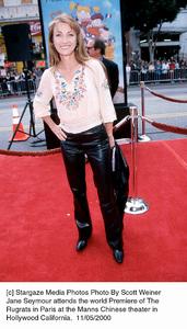 """Jane Seymour""""Rugrats In Paris: The Movie"""" Premiere, 11/5/00. © 2000 Scott Weiner - Image 17290_0101"""