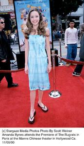 """Amanda Bynes""""Rugrats In Paris: The Movie"""" Premiere, 11/05/00. © 2000 Scott Weiner - Image 17290_0102"""