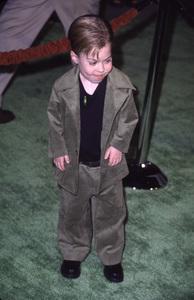 "Josh Ryan Evans""How The Grinch Stole Christmas"" Premiere, 11/8/00. © 2000 Glenn Weiner - Image 17300_0017"