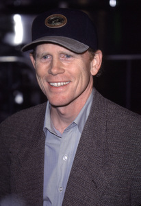 """Ron Howard""""How The Grinch Stole Christmas"""" Premiere, 11/8/00. © 2000 Glenn Weiner - Image 17300_0018"""