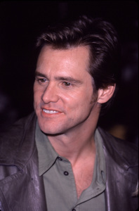 """Jim Carrey""""How The Grinch Stole Christmas"""" Premiere, 11/8/00 © 2000 Glenn Weiner - Image 17300_0023"""