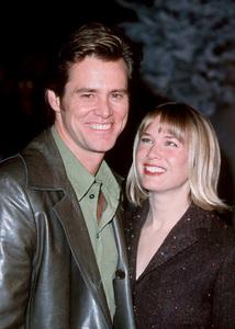 "Jim Carrey, Renee Zellweger""How The Grinch Stole Christmas"" Premiere, 11/8/00. © 2000 Glenn Weiner - Image 17300_0105"