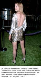 "Jenna Elfman""How The Grinch Stole Christmas"" Premiere, 11/8/00. © 2000 Glenn Weiner - Image 17300_0106"