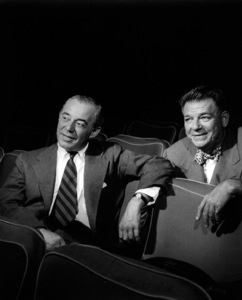 Richard Rodgers, Oscar Hammerstein1949© 1978 John Swope Trust - Image 17304_0003