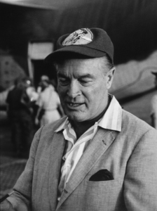Bob Hope during a U.S.O. Christmas tour inSoutheast Asia1966Photo By Gerald SmithMPTV - Image 173_471