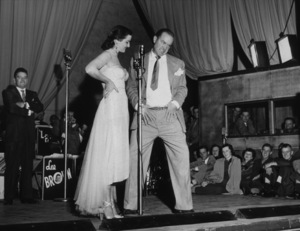 Bob Hope with Jane RussellC. 1958Photo By Gerald SmithMPTV - Image 173_499