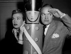 Bob Hope and Gale StormC. 1958Photo By Gerald SmithMPTV - Image 173_506