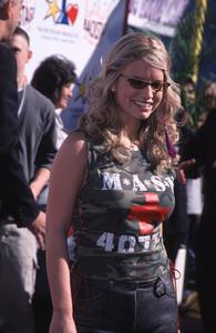 Jessica SimpsonBogart Backstage: On Tour For A Cure, 11/18/00. © 2000 Glenn Weiner - Image 17321_0002