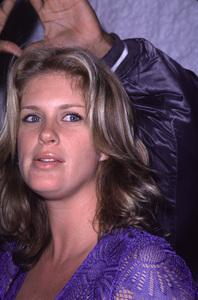 Rachel HunterJay-Z Record Party, 11/7/00 © 2000 Glenn Weiner - Image 17324_0008