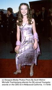 Michelle TrachtenbergYoungstar Awards - 5th Annual, 11/19/00. © 2000 Scott Weiner - Image 17327_0100