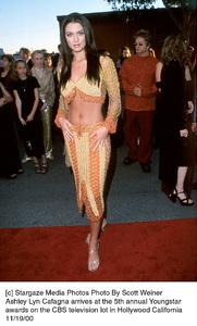 Ashley Lyn CafagnaYoungstar Awards - 5th Annual, 11/19/00. © 2000 Scott Weiner - Image 17327_0101
