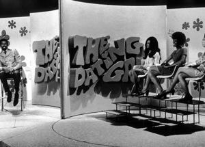 """Dating Game, The""Wilt Chamberlainc. 1967 ABCPhoto by Bert Mittleman - Image 1733_0005"