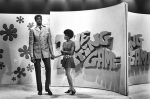 """The Dating Game""Wilt Chamberlaincirca 1967Photo by Bert Mittleman - Image 1733_0008"