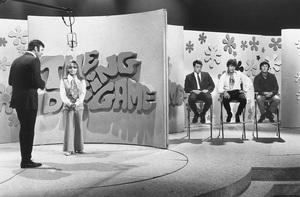 """""""Dating Game, The""""Jim LangeC. 1967 Photo by Bert MittlemanMPTV - Image 1733_0010"""