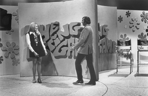 """""""Dating Game, The""""C. 1967 Photo by Bert MittlemanMPTV - Image 1733_0014"""