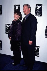 "Roseanne, Husband Ben Lee""Divine Design Gala: 8th Annual,"" 11/30/00. © 2000 Glenn Weiner - Image 17334_0004"