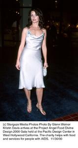 "Kristin Davis""Divine Design Gala - 8th Annual,"" 11/30/00 © 2000 Glenn Weiner - Image 17334_0106"