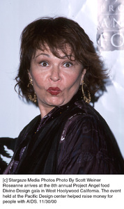 "Roseanne""Divine Design Gala - 8th Annual,"" 11/30/00. © 2000 Scott Weiner - Image 17334_0109"