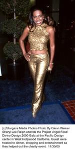 "Sheryl Lee Ralph""Divine Design Gala - 8th Annual,"" 11/30/00. © 2000 Glenn Weiner - Image 17334_0111"