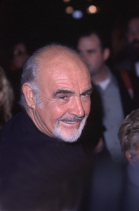 "Sean Connery""Finding Forrester"" Premeire, 12/1/00. © 2000 Glenn Weiner - Image 17336_0003"