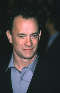"Tom Hanks""Cast Away"" Premiere, 12/7/00. © 2000 Glenn Weiner - Image 17345_0001"