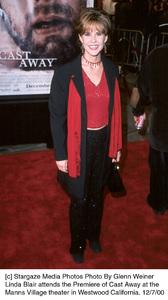 "Linda Blair""Cast Away"" Premiere, 12/7/00. © 2000 Glenn Weiner - Image 17345_0115"