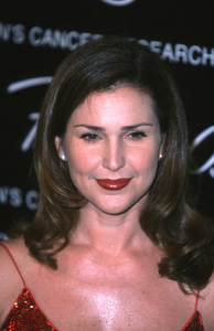 """Peri Gilpin""""Fire And Ice Ball: 10th Annual"""" 12/11/00. © 2000 Glenn Weiner  - Image 17348_0004"""