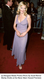 "Marley Shelton""Never Been Kissed"" Premiere, 1999. © 1999 Scott Weiner - Image 17353_0101"